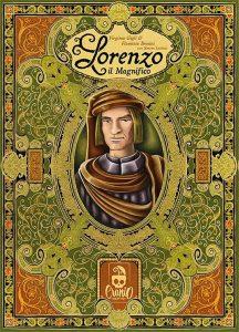 Portada de Lorenzo Il Magnifico