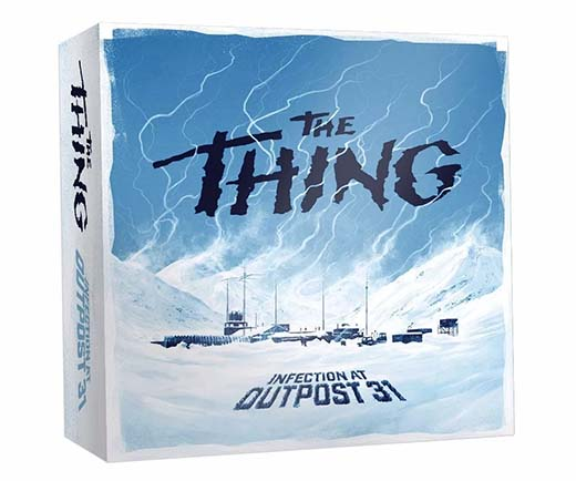 Portada de The Thing Infection outpost 31