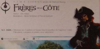 Imagen de T.I.M.E. Stories Frères de la Côte