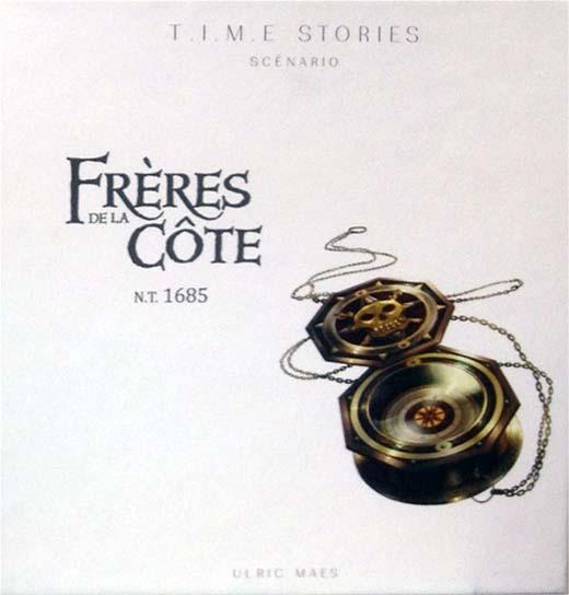 T.I.M.E. Stories Frères de la Côte