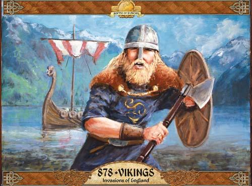 Portada de 878 Vikings