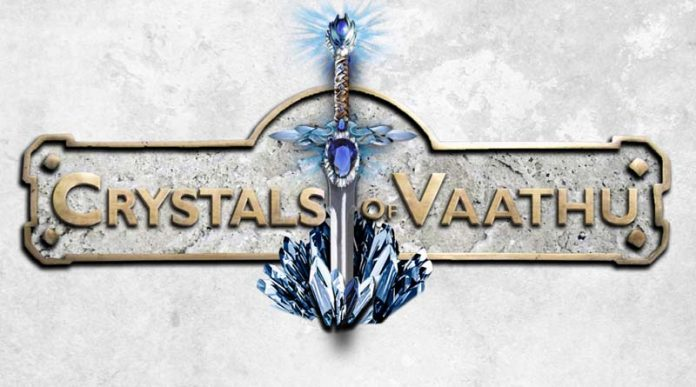 Logotipo de Crystal of Vaathu