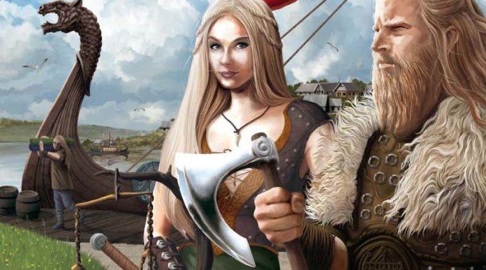 Detalle de la portada de jorvik