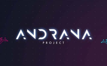 Logotipo de andrana Project