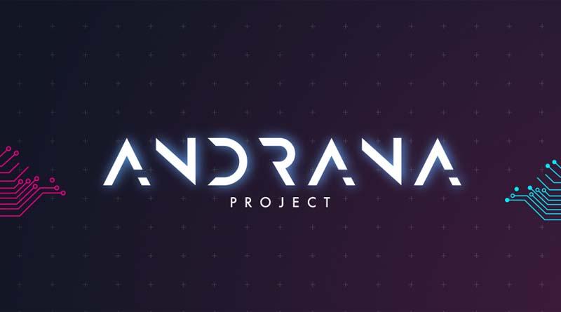 Logotipo de andrana Project