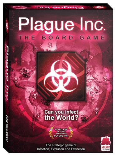 Portada de Plague INC