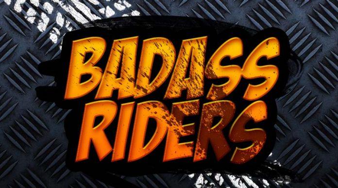 Logotipo de Badass Riders