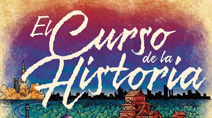 Logotipo del juego el curso de la Historia