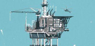 Detalle de la portada de Peak oil