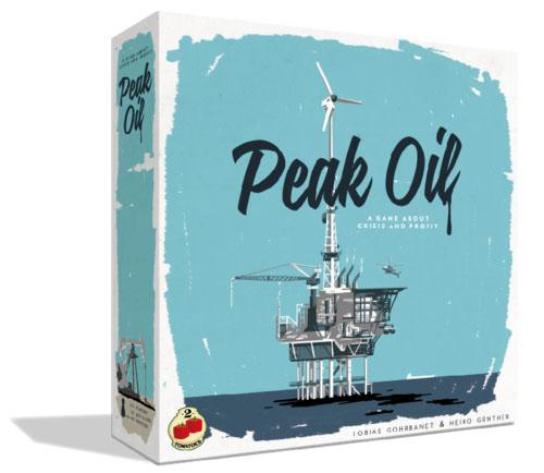 Portada de Peak oil