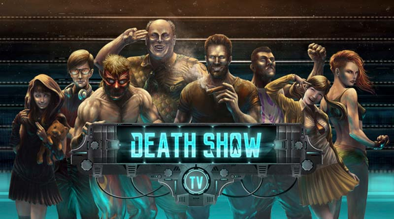Portada de Death Show TV