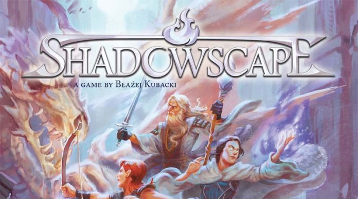 Logotipo de shadowscape