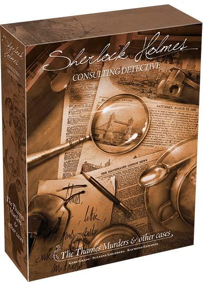 Juegos de mesa. Sherlock-holmes-asesinatos-tamesis-cover