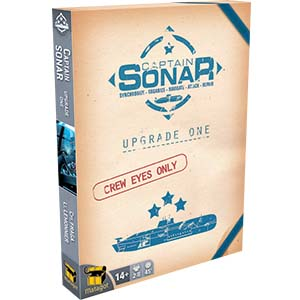 Portada de Captain Sonar Upgrade 1