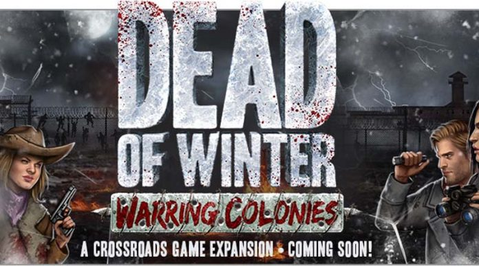 Logotipo de Dead of Winter: warring Colonies