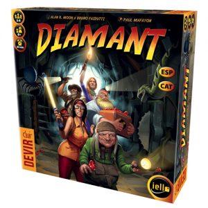 Portada de la nueva edición de Diamant