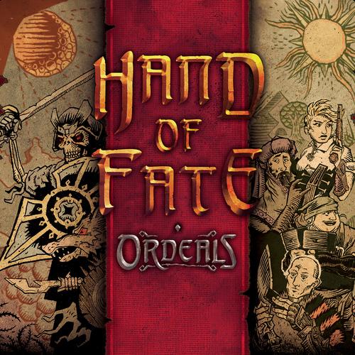 Portada de Hand of Fate Ordeals
