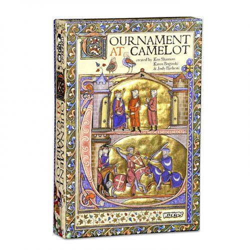 Portada de Tournament at Camelot