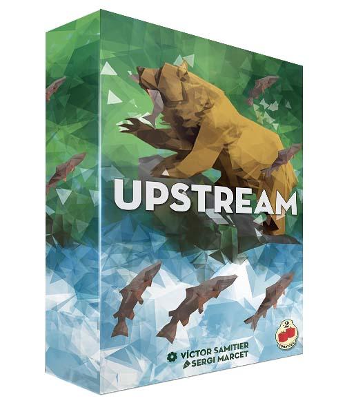 portada de Upstream