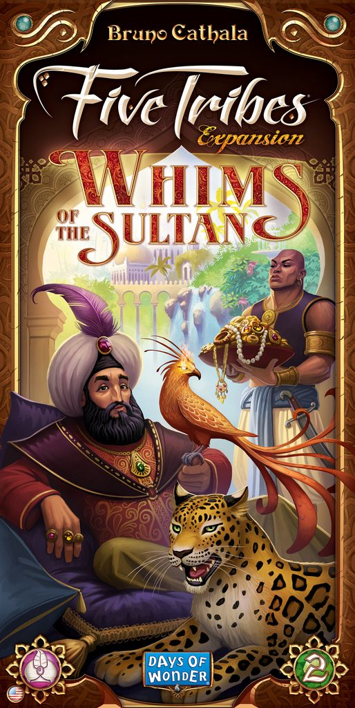 Portada de Whims of the Sultan