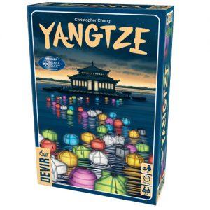 Portada de Yangtze de devir iberia