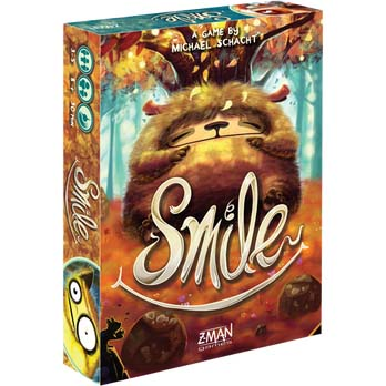 portada de smile de z-man games