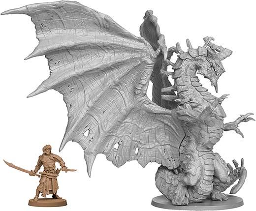 Dragón de Zombicide Green Horde