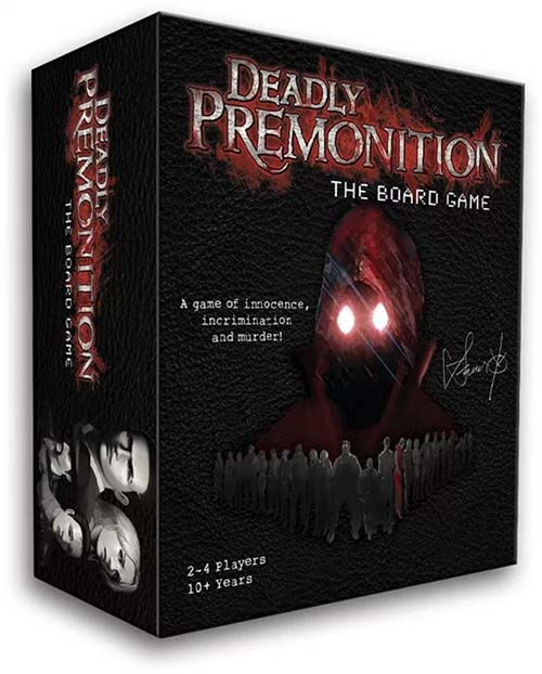 Portada de Deadly premonitions