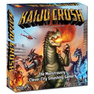 Portada de Kaiju Crush