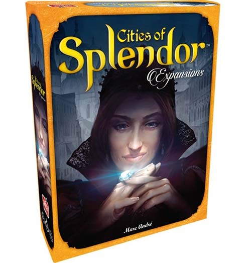 Portada de Cities of Splendor