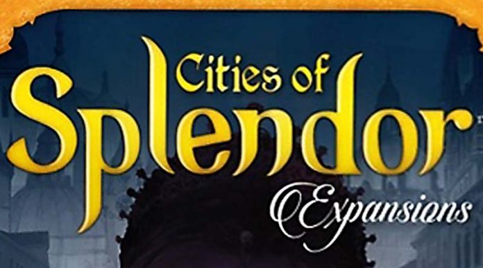 Logotipo de Cities of Splendor