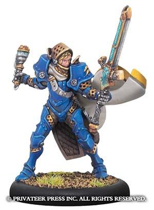 Personaje de Cyganar para company of Iron