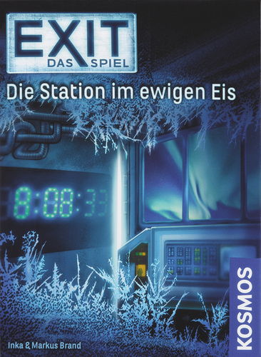 Portada de EXIT: The Game - Die Station im ewigen Eis