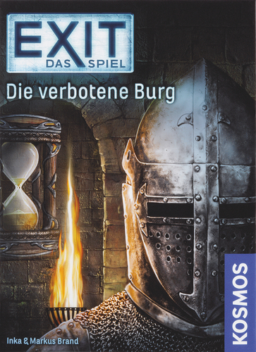 Portada de EXIT: The Game - Die verbotene Burg