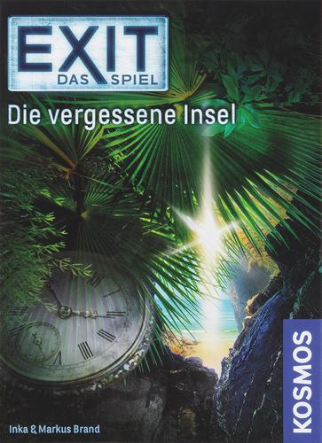 EXIT: The Game - Die vergessene Insel