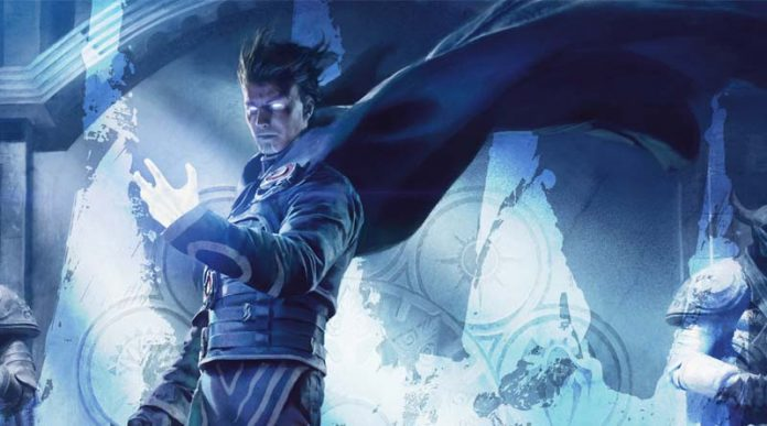 Ilustración de magic The Gathering