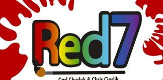 Logotipo de red7 de tranjis games