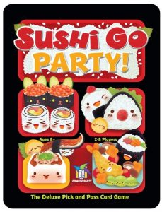 Portada de Sushi Go Party