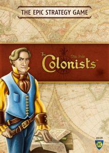 Portada de The colonist