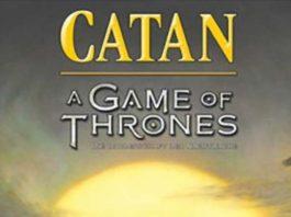Logotipo de A Game of Thrones Catan: Brotherhood of the Watch