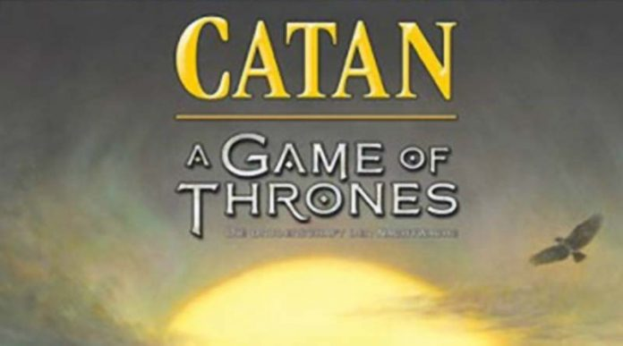 Logotipo de A Game of Thrones Catan: Brotherhood of the Watch