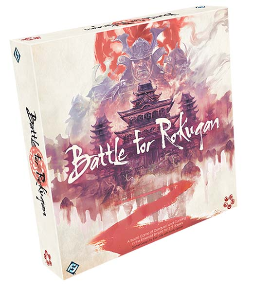Portada de de battle for rokugan