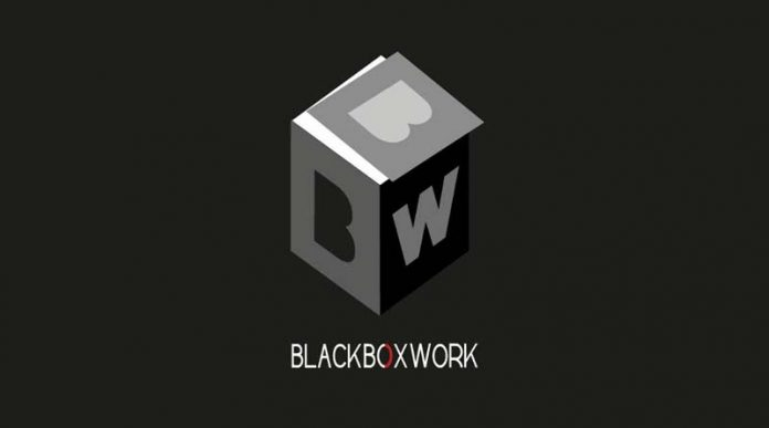 logotipo de black box works