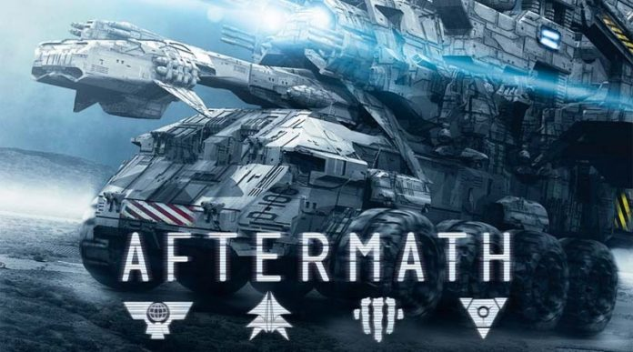 Logotipo de Cry Havoc Aftermath