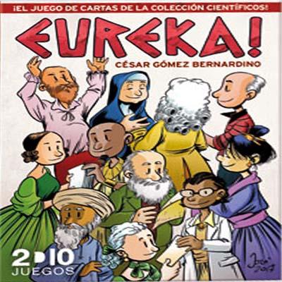 Portada de Eureka!