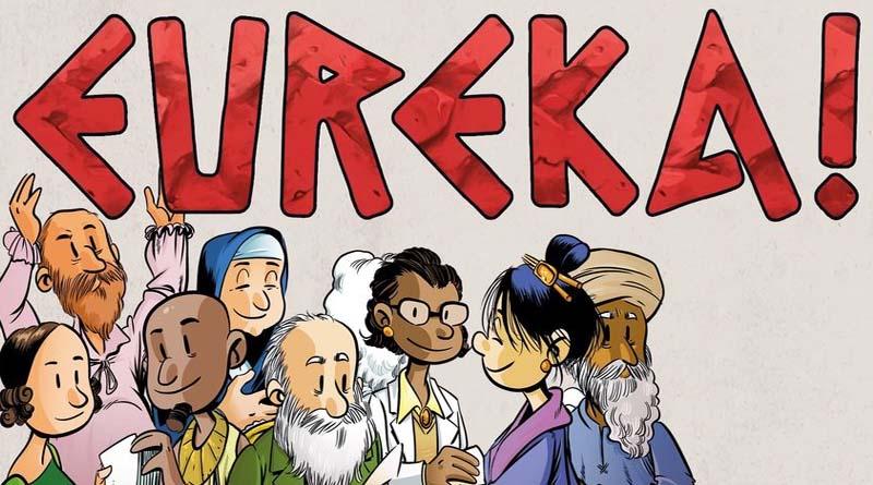 Logotipo promocional de Eureka!