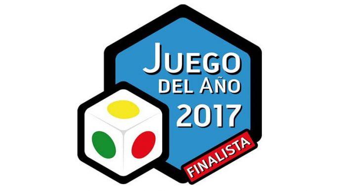 Logotipo del premio Juego del año 2017