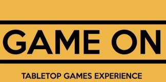 Logotipo de las game On de Asmodee