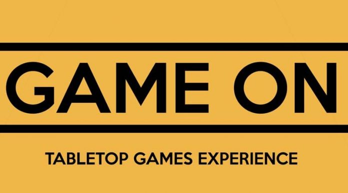 Logotipo de las game On de Asmodee
