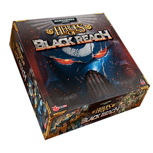 Caja básica de Heroes of Black Reach